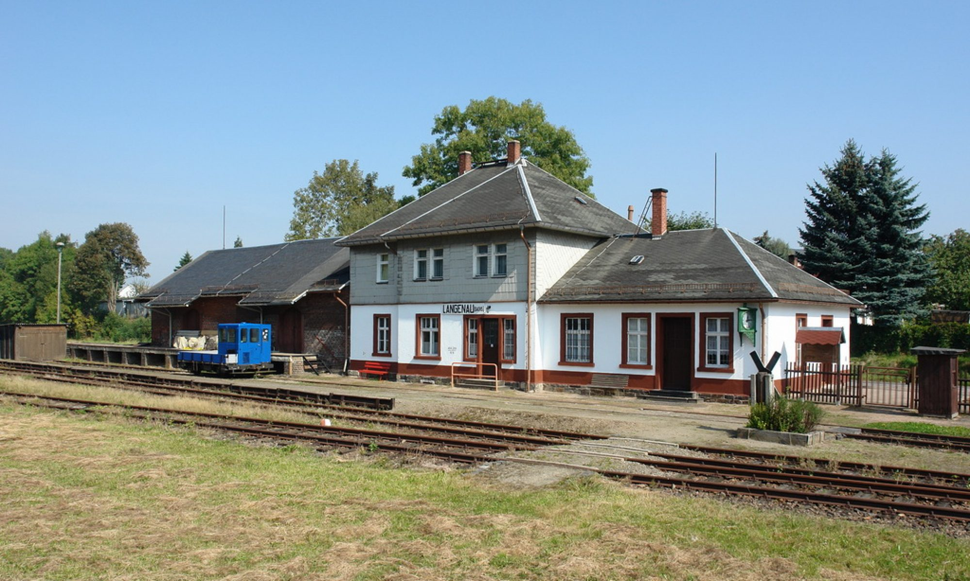 Eisenbahnverein Langenau e.V.
